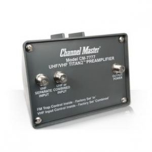 30db Channel Master Preamplifier