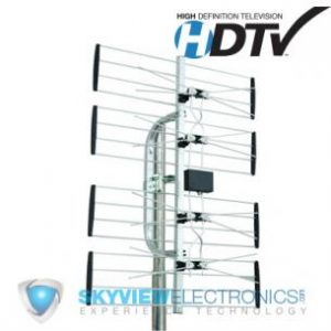 4 bay TV Antenna