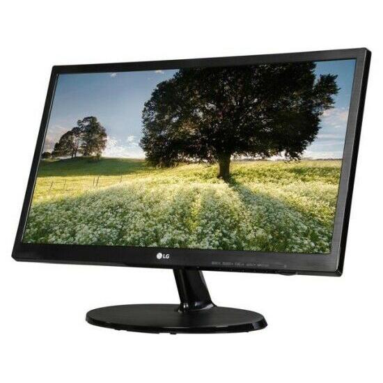 LG LED Computer Monitor