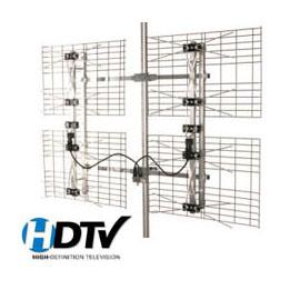 8 Bay TV Antenna