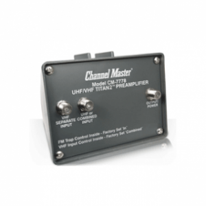 16DB Channel Master Preamplifier
