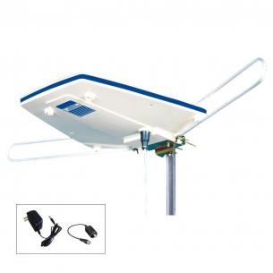 Portable remote control Antenna for travel