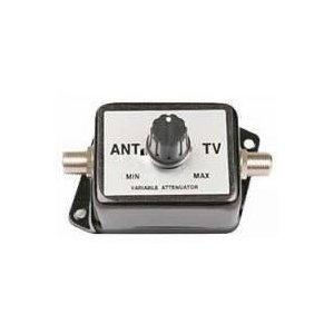 Variable Attenuator for TV Antennas