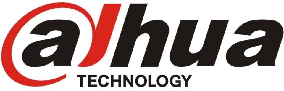 Dahua Technology logo for Security Cameras