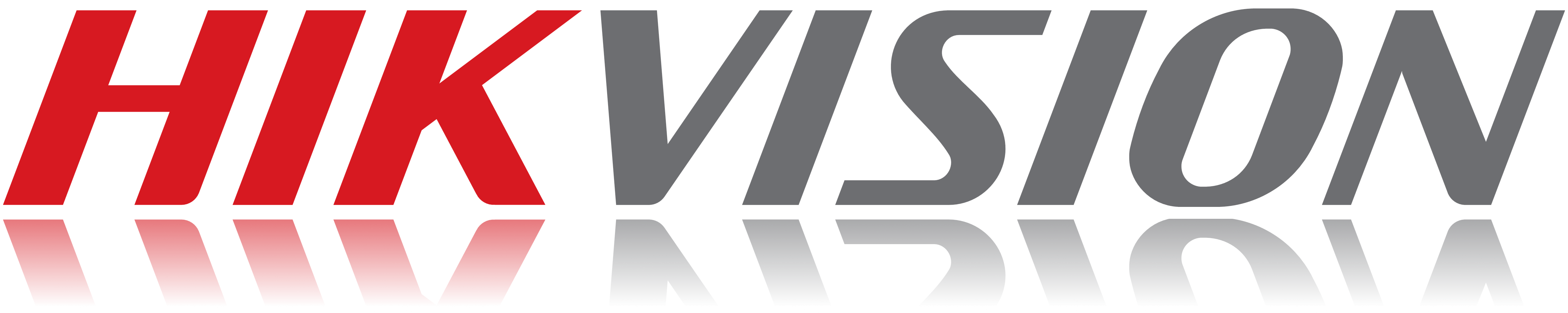 HikVision logo for Security Cameras