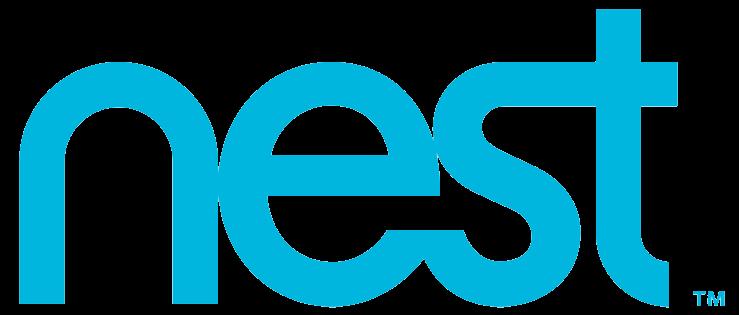 Nest logo for security cameras