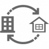 Business and Home Computer and IT Services Icon
