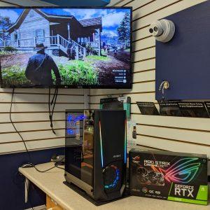 Ryzen 7 Gaming Computer